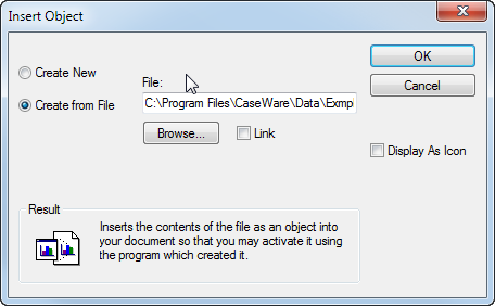 newsletter-excel-object-06 insert-object-window