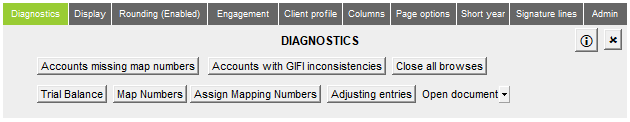 newsletter menu 03-diagnostics