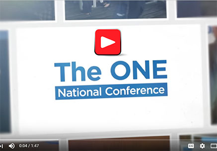 The ONE National Conference