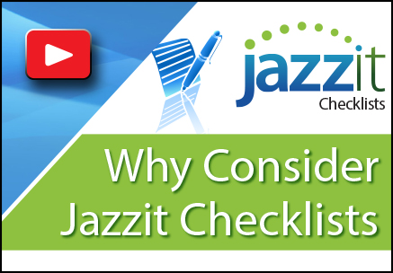 Why Consider Jazzit Checklists