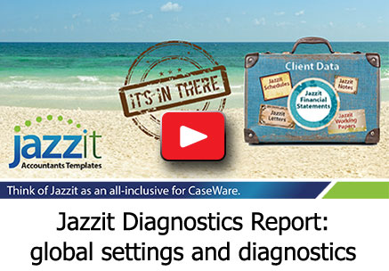 Jazzit Diagnostics Report