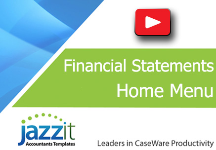 Sample dual dating financial statements 5