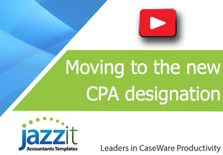Moving to the new CPA designation